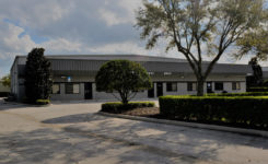Photo of 1 story commercial warehouse property in Sanford Florida